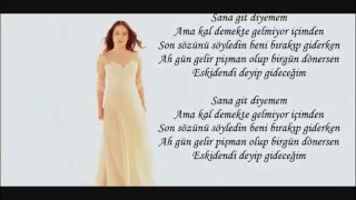 Ezo Ft. Rafet El Roman - Sana Git Diyemem (Karaoke)