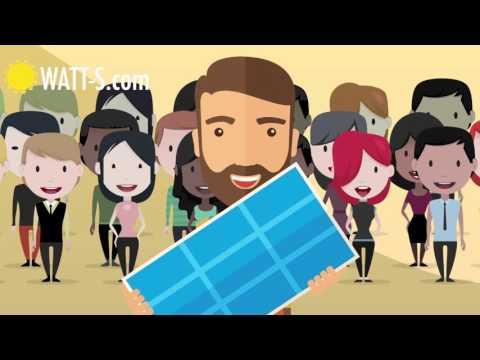 Watt-s - Join The Solar Producing Movement!