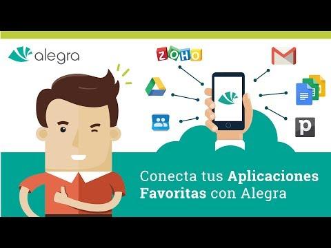 Conecta tus Aplicaciones Favoritas con Alegra