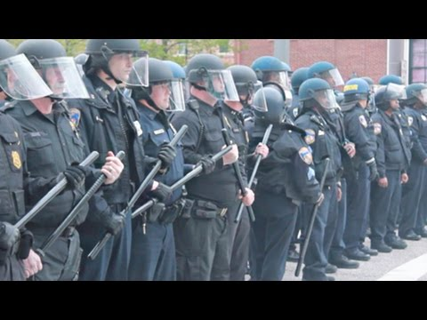 Baltimore Police Union Could Thwart Planned Civilian Oversight