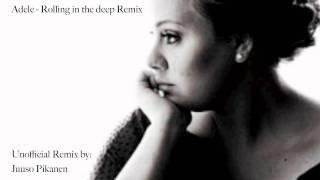 Adele - Rolling in the deep Juuso Pikanen Remix (Dubstep) [HD]