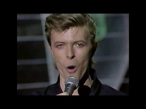"""David Bowie - """"Boys Keep Swinging"""" (Kenny Everett Show) 1979"""