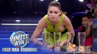 Bouncer   Minute To Win It - Last Man Standing