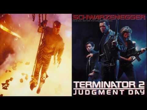 ♫ [1991] Terminator 2: Judgment Day | Brad Fiedel - 14 - ''Hasta La Vista Baby (T1000)'' mp3