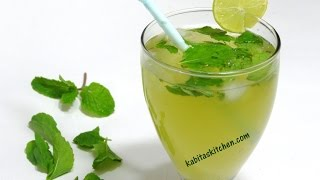 Baixar Mint Lemonade Recipe-Refreshing Nimbu Pudina Sharbat-Lemonade Indian Style