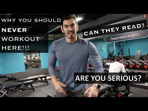 WHY YOU SHOULD NEVER WORKOUT AT PUREGYM - 4 REASONS
