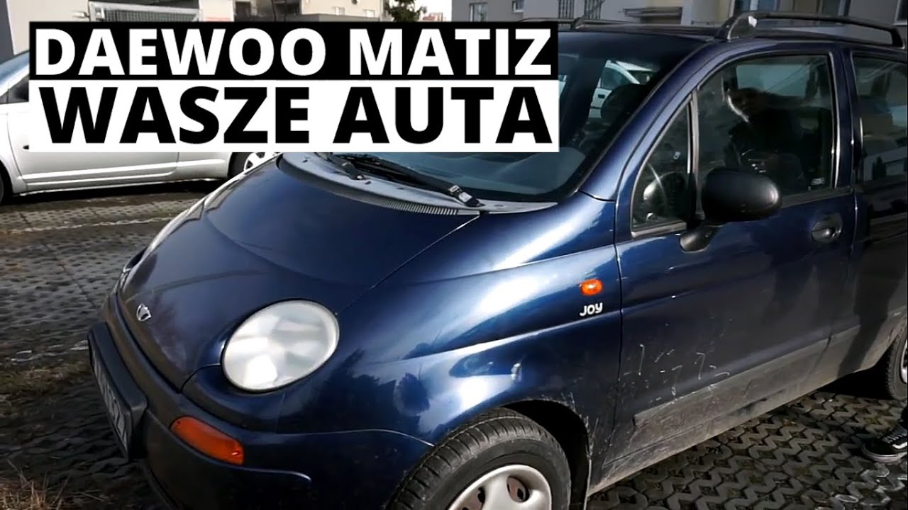 daewoo matiz wasze auta test 3 dawid youtube. Black Bedroom Furniture Sets. Home Design Ideas