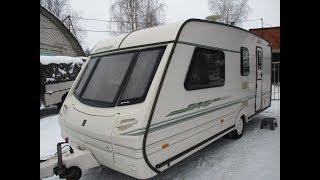 Жилой прицеп,дом на колёсах,караван,автодом,кемпер ABBEY GTC VOGUE 417 5 мест