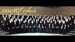 What Wondrous Love | Edwin Fissinger [NDSU Concert Choir]
