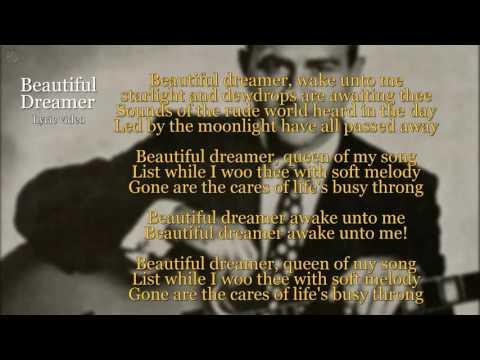 Beautiful Dreamer - Al Caiola (Lyric video) [HQ]