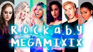 ROCKABYE MEGAMIX Ellie Goulding Justin Bieber Nicki Minaj And more