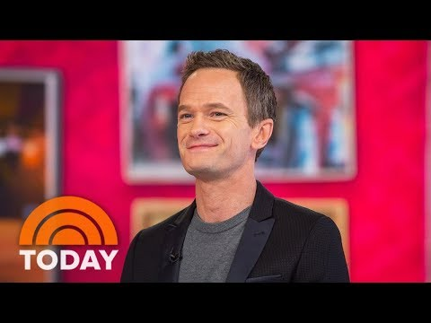 Neil Patrick Harris Talks About 'A Series Of Unfortunate Events' And 'Genius Junior'  TODAY