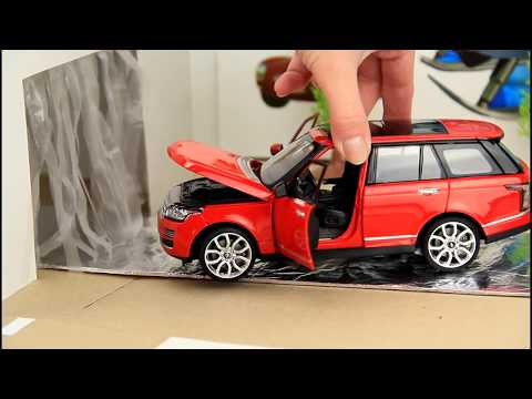Car Toy Factory for Kids
