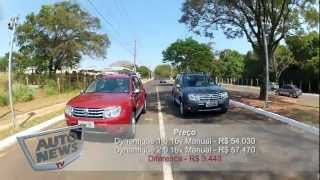 Renault Duster 1.6 ou 2.0?