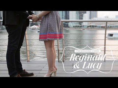 """Reginald & Lucy's """"What Does ____ Mean to You?"""" - Pre Wedding"""