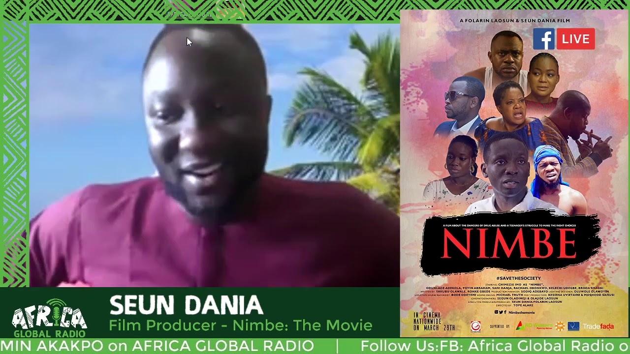 Download Arts Africa | Seun Dania, FIlm Producer - Nimbe: The Movie