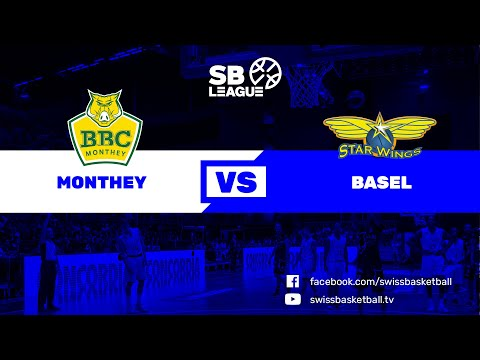 SB League - Day 5: MONTHEY vs. BASEL
