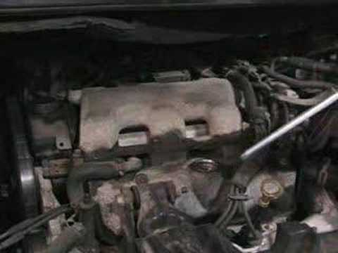 trick to fix fuel injector on 3 1l or 3 4l engine