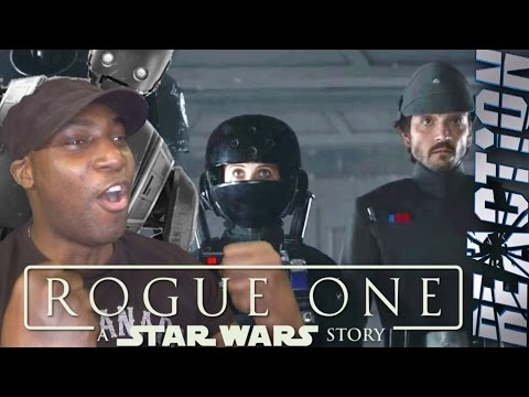 Rogue One: A Star Wars Story Trailer #2 REACTION!