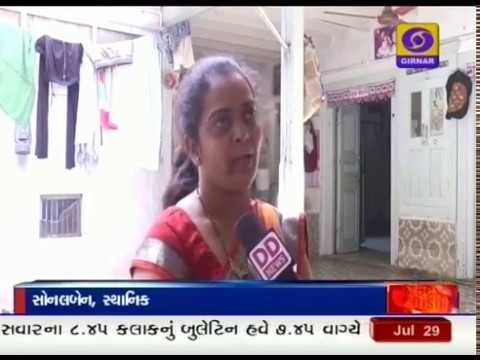 The villagers of Shahpur joined themselves in the sacrifice of sacrifice - Ground Report Gujarati