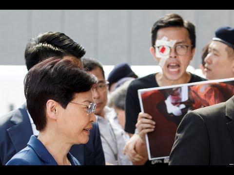 8/16 美国观察:特朗普建议习近平和香港抗议者见面