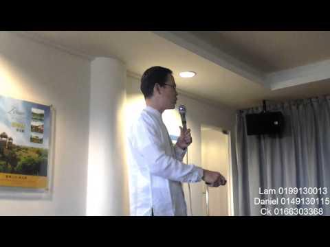 Master Wong Feng Shui Sheng Ji Seminar Talk 2