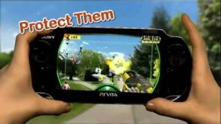 PS Vita - Little Deviants (gamescom 2011)