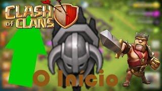 JORNADA À LIGA MESTRE #EP1-O INÍCIO! -Clash Of Clans