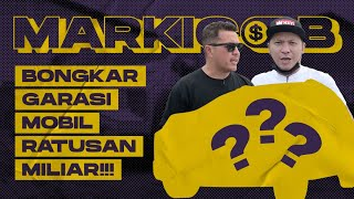 MARKICOB : GADING & RIFAT GREBEK RIBUAN MOBIL RATUSAN MILIAR!!   GARASI MOBIL TERBESAR DI INDONESIA!
