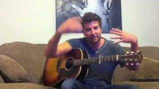 "Brett Eldredge - Couch Sessions - ""Shade"""