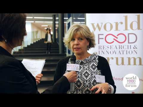 World Food Research and Innovation Forum: interview with Simona Caselli