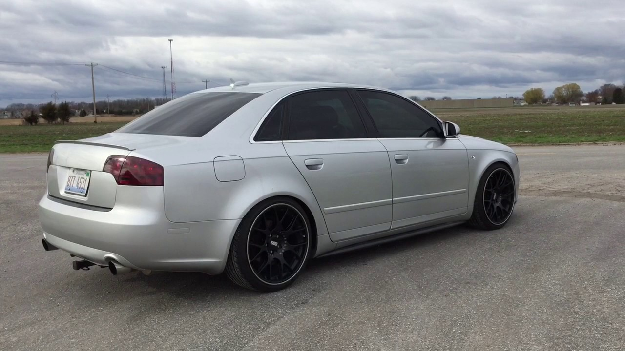 Audi A4 2 0t Apr Stage 3 Stasis Exhaust Rev And Drive By