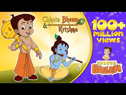 Chhota Bheem aur Krishna - Back in Action