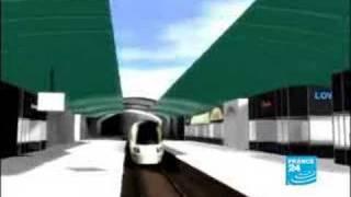 France 24-EN-Report-Gautrain city-rail