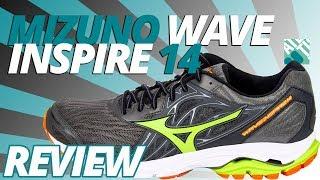Mizuno Wave Inspire 14 REVIEW: ¿para neutros o pronadores?