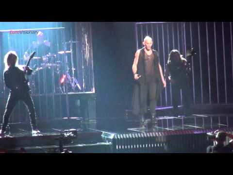Minus One - Alter Ego (Cyprus) Eurovision 2016 2nd Rehearsal