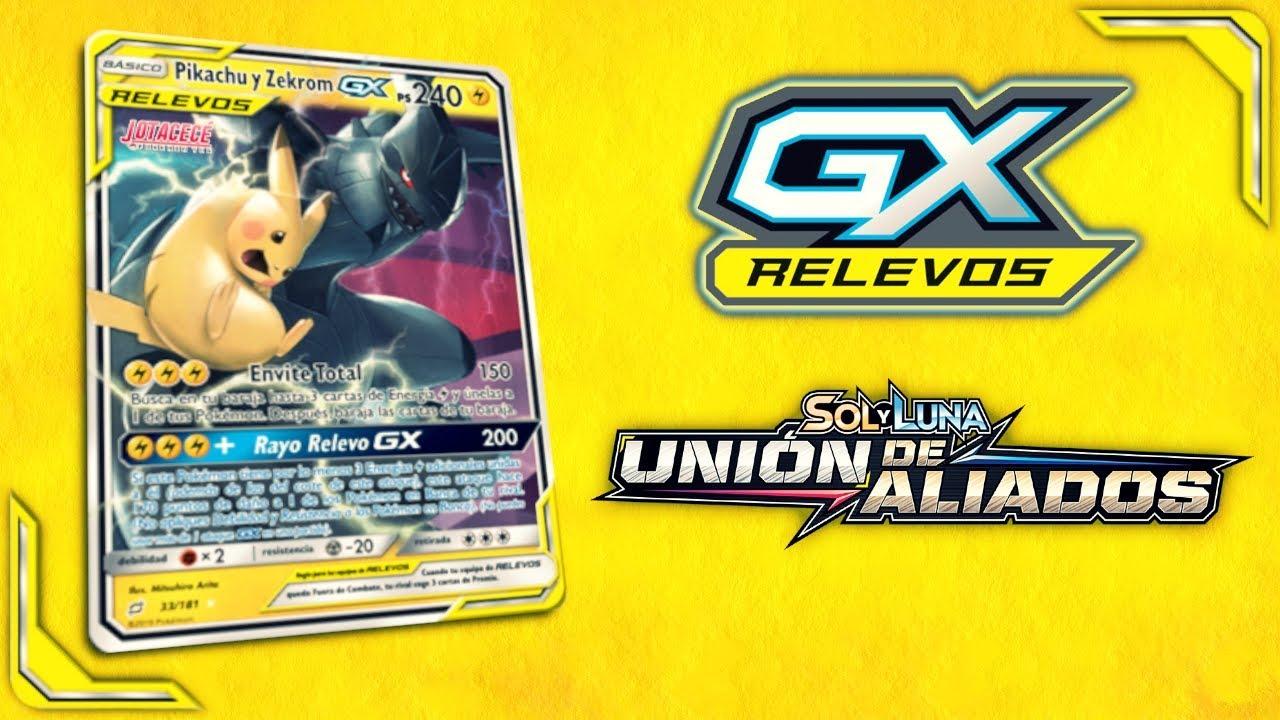 PIKACHU & ZEKROM TAG TEAM GX (SM9) | Pokémon TCG