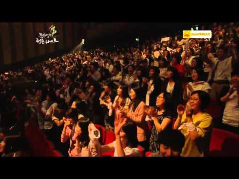December & Black Cat & Twist King - Kim Jong Kook & HaHa