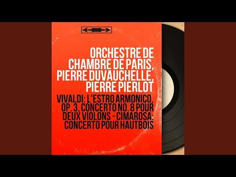 Oboe Concerto In C Minor: I. Introduction