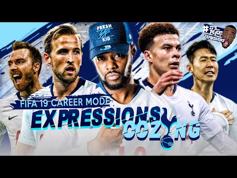 Expressions FIFA 19 Tottenham Hotspur CAREER MODE EPISODE 7: THE NORTH LONDON DERBY