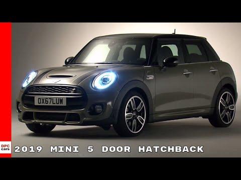 2019 Mini 5 Door Hatchback Walkaround, Interior, Drive