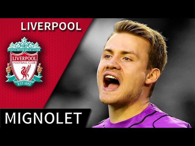 Simon Mignolet • Liverpool • Best Saves Compilation • HD 720p