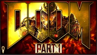 Ok, Doomer   Doom (2016)   Let's Play Part 1 Blind   VOD
