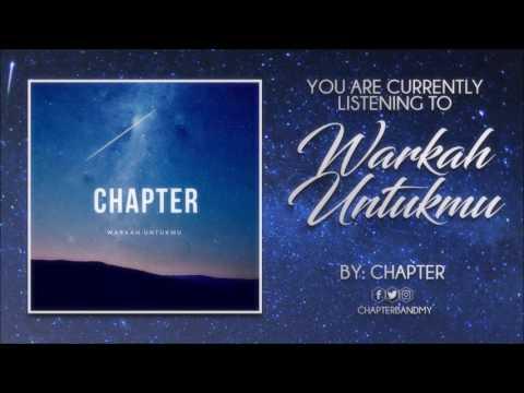 Chapter Band - Warkah Untukmu