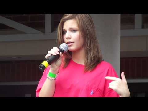 Alora Buird I Love Rock and Roll solo