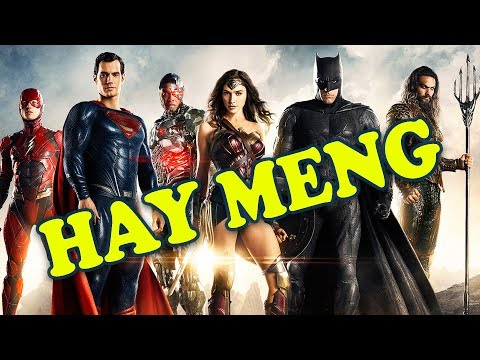 JUSTICE LEAGUE FINAL TRAILER! | The BS On The INTERNET