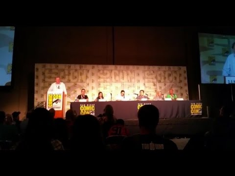 SDCC Cartoon Voices 2015