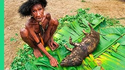 RARE TRIBAL FOOD of West Papua's Dani People!!! (Never Seen on Camera Before!!)