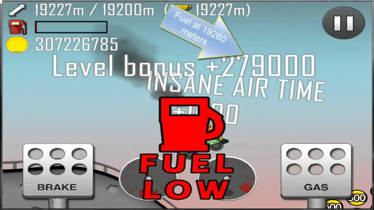 Hill climb race highway record 20457 meters with fuel milestones youtube