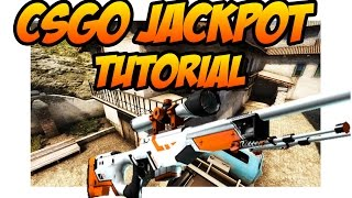 CSGO Jackpot Tutorial - Make Money(A lot of streamers have been using csgo jackpot lately so I thought why not explain this a little bit and make a csgo jackpot tutorial. I hope you win some nice ..., 2015-04-17T18:48:27.000Z)
